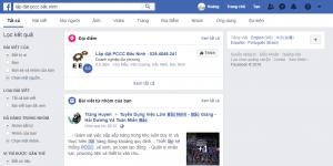 SEO Fanpage lên top Facebook.